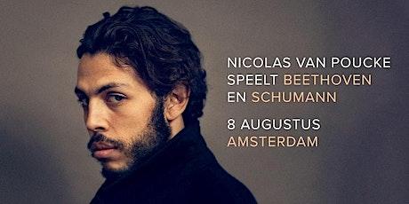 Nicolas van Poucke speelt Beethoven en Schumann in De Duif tickets