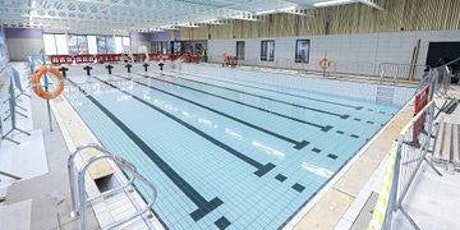 Bulmershe Leisure Centre Tours - WEEKDAY AUGUST tickets