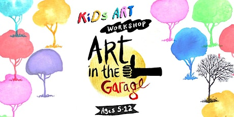Kids Creative Art Workshop Series tickets