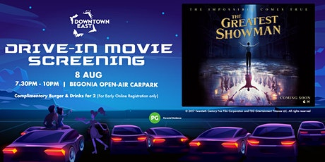 Drive-in Movie Screening @ Downtown East tickets