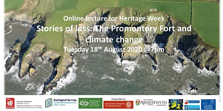 Stories of loss: The Promontory Fort and climate change tickets
