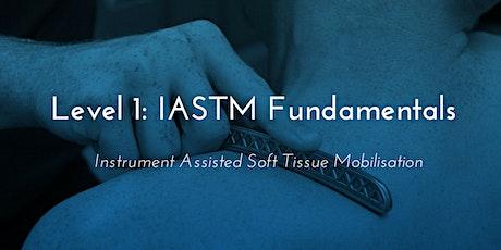 Level 1: IASTM Fundamentals - Manchester tickets