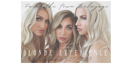 Paint the town Balayage • The Blonde Experience by mariavictoria.hair tickets