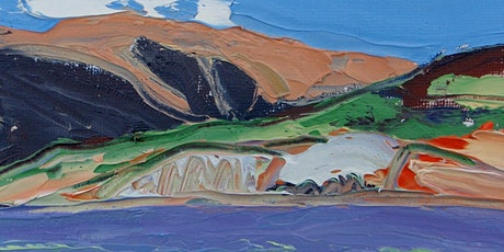 Landscape Painting in Oil Demo - Mon 10th August @10am tickets