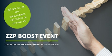 3e zzp Boost EVENT op 17 september 2020 in Veghel tickets