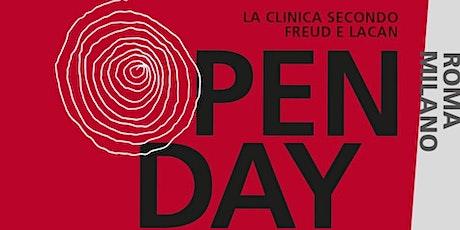Open day Istituto freudiano - novembre 2020 biglietti