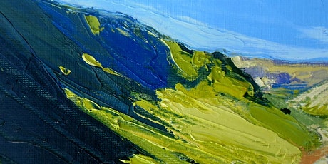 Landscape Painting in Oil Demo - Wed 12th August @6pm tickets