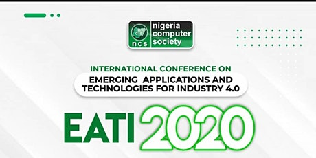 EMERGING APPLICATIONS AND TECHNOLOGIES FOR INDUSTRY 4.0 (EATI'2020) biglietti