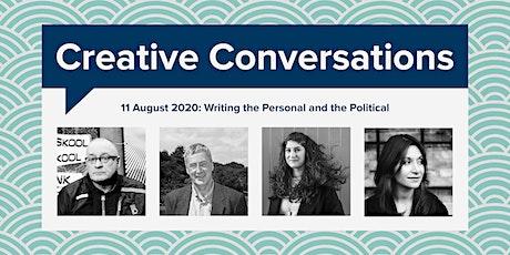Scottish Writers Creative Conversations Showcase 1 tickets