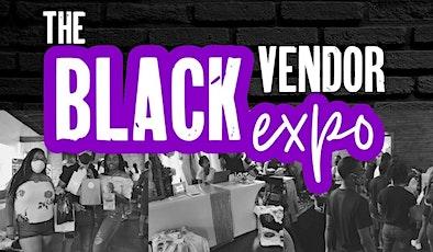 The black vendor expo tickets