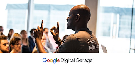 Writing for Social Media in partnership with Google Digital Garage tickets