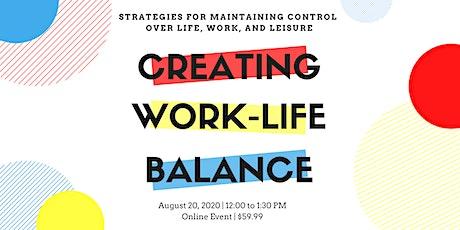 Creating Work-Life Balance tickets