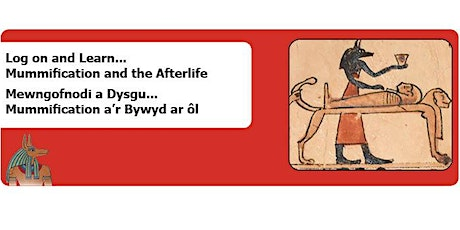 Log on and Learn... Mummification and the Afterlife tickets