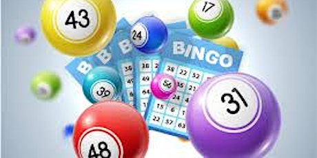 Bingo and Community Projects tickets