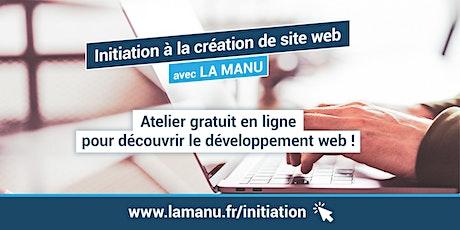 Atelier d'initiation au développement web billets