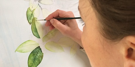 Botanical Art Summer Flowers tickets