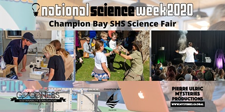 Champion Bay Science Fair tickets