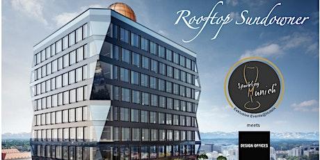 Rooftop Sundowner @ Dachterrasse Atlas München Tickets