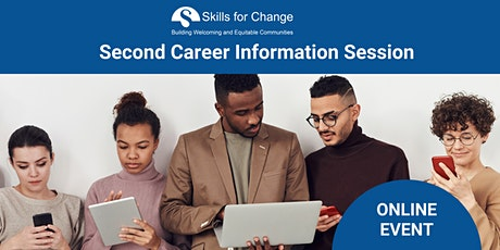 Second Career Information Session tickets