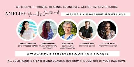 AMPLIFY by Vanessa Charles tickets