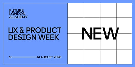 FLA: UX & Product Design Week tickets