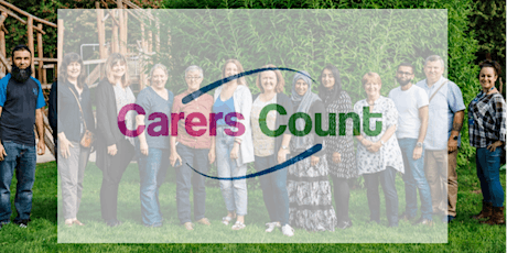Why Carers Matter 20th October 13:00 - 14:30 tickets