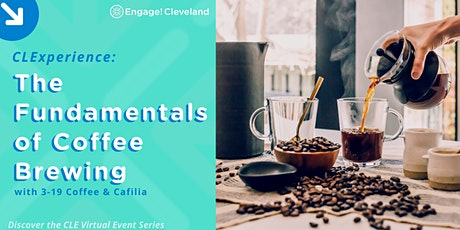 CLExperience: The Fundamentals of Coffee Brewing tickets