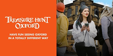 Treasure Hunt Oxford - Towers and Taverns - 2-2½ hours tickets