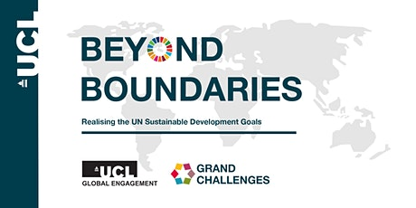Beyond Boundaries: Realising the UN Sustainable Development Goals tickets