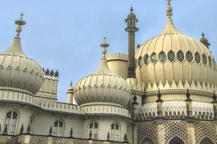 Treasure Hunt Brighton - The Palace and the Promenade - 2-2½ hours image