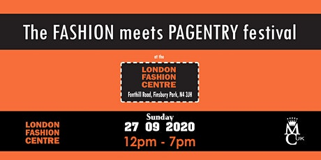 The FASHION meets PAGENTRY festival tickets