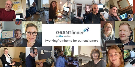 Funding opportunities at your fingertips - Introduction to Grantfinder tickets
