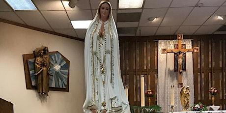 Consagración a la Santísima Virgen María tickets