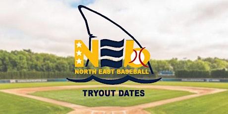 North East Baseball - NEB Coastal | Free Tryout tickets