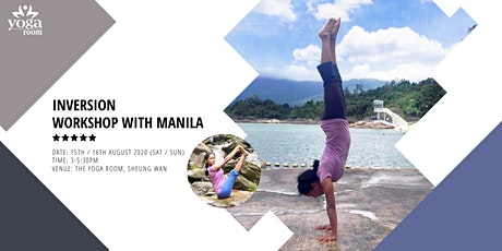 Inversion Workshop with Megala tickets