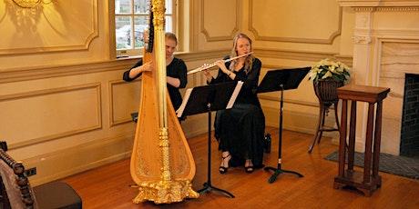 Flute & Harp Duo Recital // guest artist Rebecca Simpson (harp) tickets
