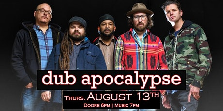 SOLD OUT - Dub Apocalypse tickets