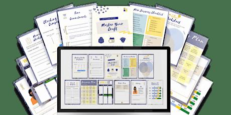 Start A Business 101: Master Your Craft E-Book Walkthrough tickets