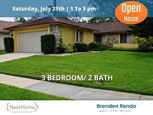 Open House | 657 Airmont Ave, Altamonte Springs, FL tickets