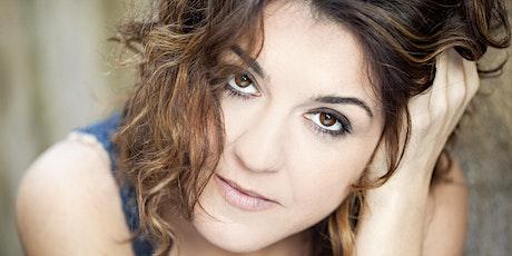 """Concerto """"Canzoni"""" di Germano Mazzocchetti con Carlotta Proietti biglietti"""
