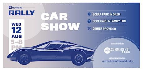 RevRoad Rally 2020 tickets