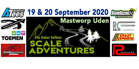 "Scale-Adventures ""The Dakar Edition"" 19 & 20 Sept  tickets"