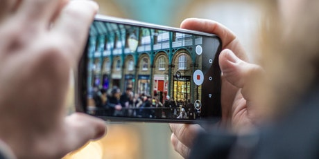 Virtual Photography Class | Phoneography tickets