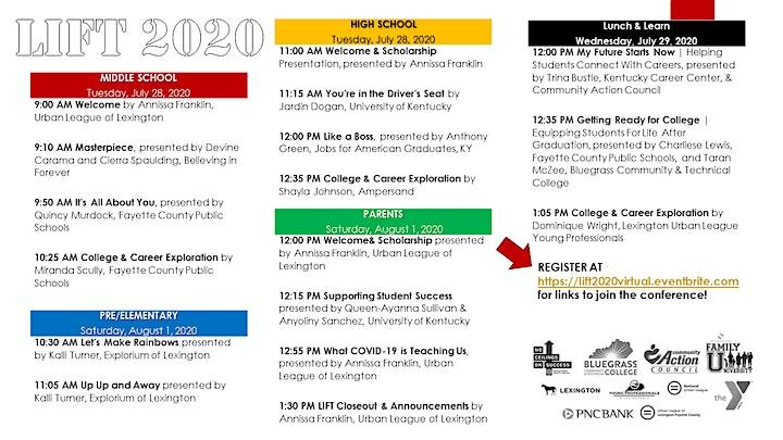 LIFT 2020 - A Virtual Conference image