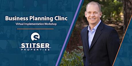 Virtual Business Planning Seminar tickets