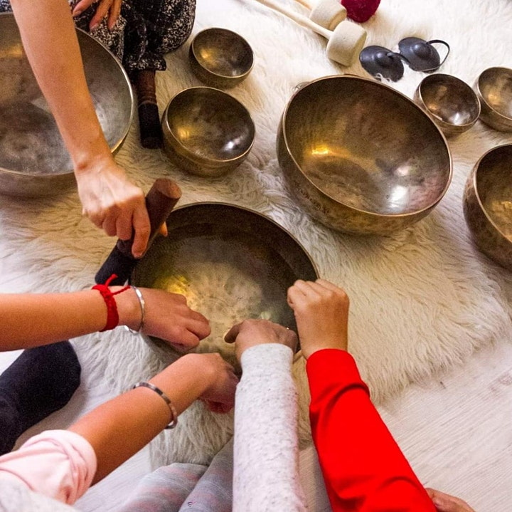 Level 1 Certification - Singing Bowl Wellness Workshop image