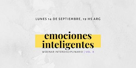 Emociones Inteligentes | Vol. X - Edición Especial entradas