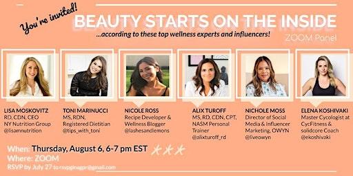 Wellness Panel: Beauty Starts on the Inside