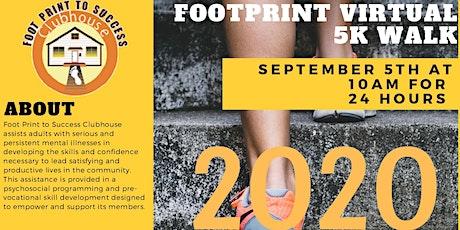 FootPrint Virtual 5K Walk tickets