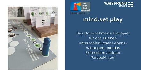 mind.set.play | Das Unternehmens-Planspiel Tickets